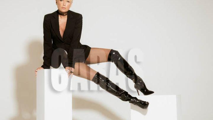 El extremo cambio de look de Xuxa: le llovieron las críticas y se defendió de los haters