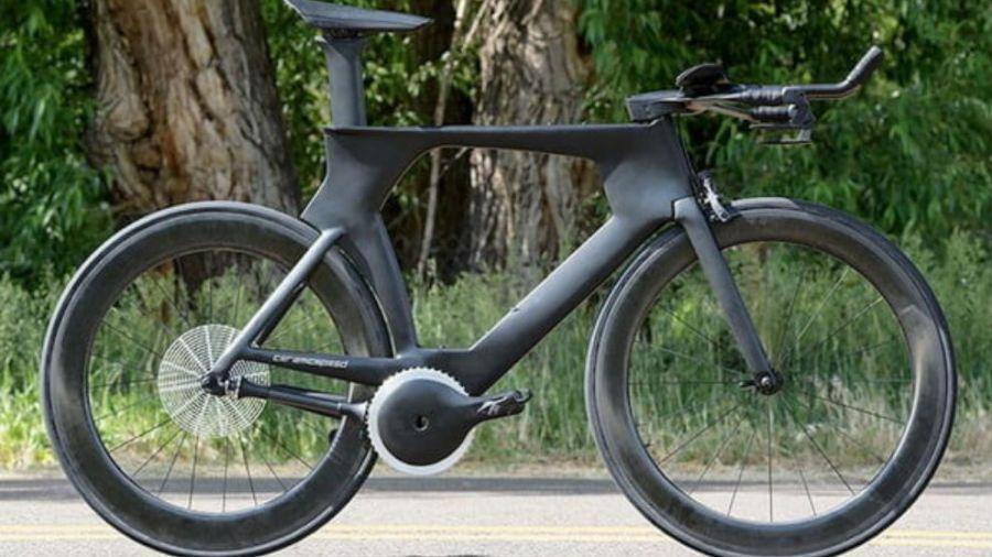 bici sin cadena