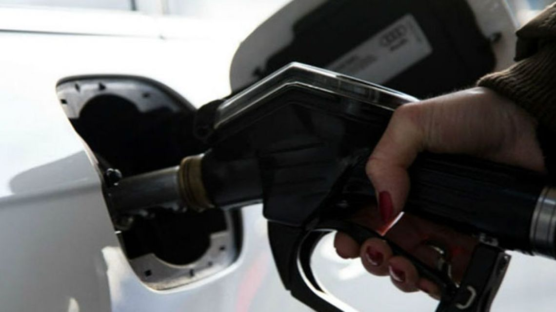 Consumers hit by a fresh hike in petrol prices.