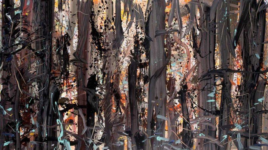 Horizontal. Obra de Juan Astica.