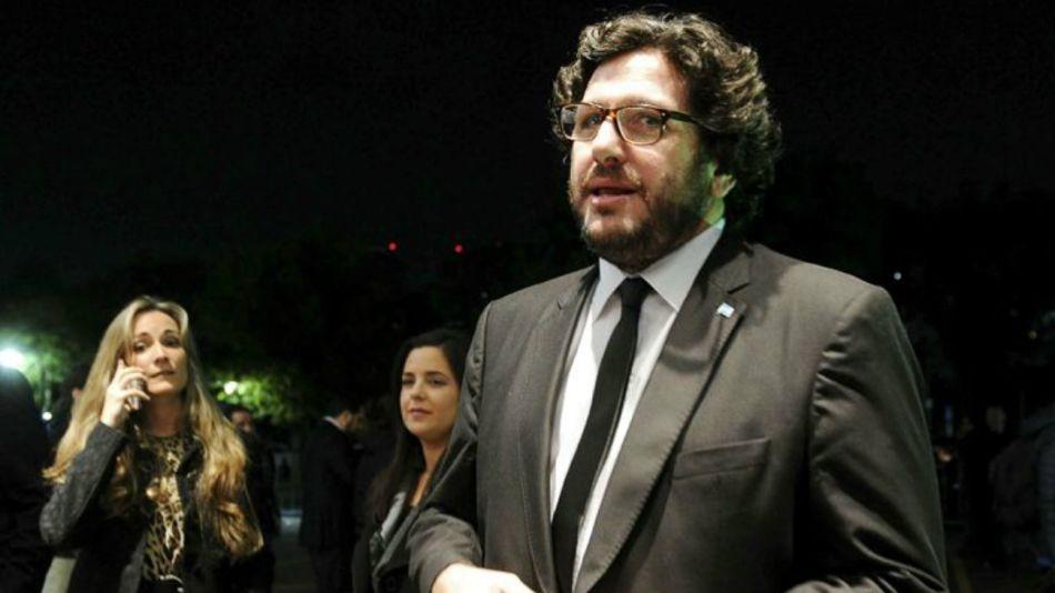 El ministro de Cultura, Pablo Avelluto. 20180704