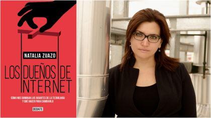 Natalia Zuazo, autora de Los dueños de Internet.