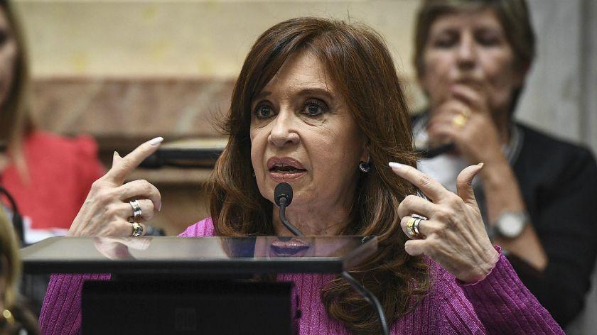 Nuevo juez para CFK