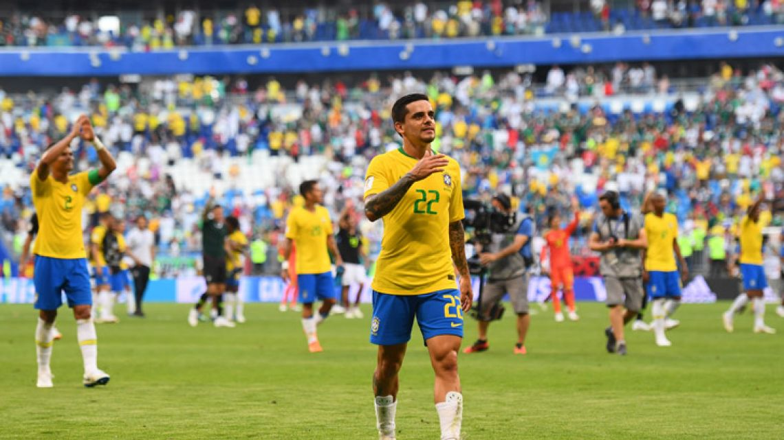While some of their biggest rivals have already fallen by the wayside in Russia, Brazil have been making serene progress toward the latter stages of the World Cup.