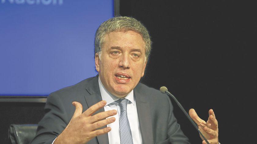Dujovne buscará convencer a inversores de que la crisis cambiaria quedó atrás