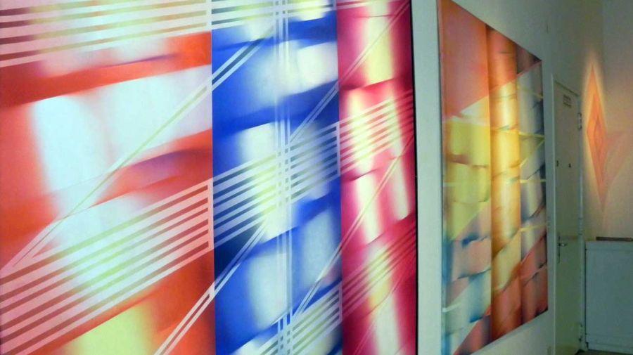 Habitando la luz, Miguel Angel Vidal