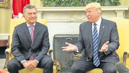 Juntos. Pese al acercamiento, hay amargas experiencias bilaterales en comercio.