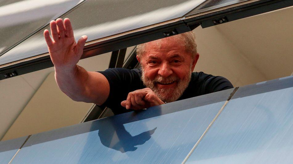 Archivo. Podría cambiar la suerte de Lula Da Silva.