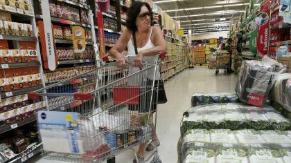 La inflación del primer semestre se ubicó en 16%.