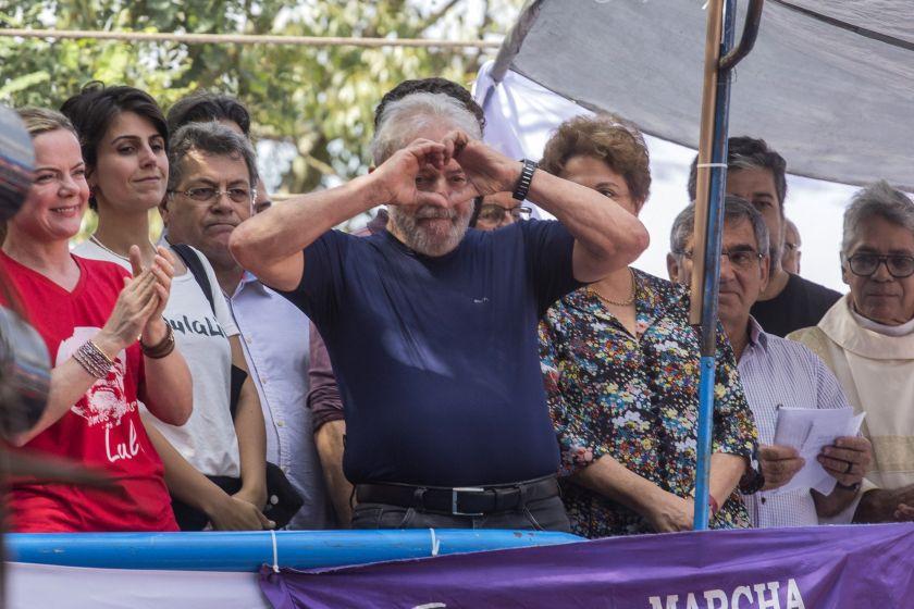 Lula no podrá ser candidato a presidente — Brasil