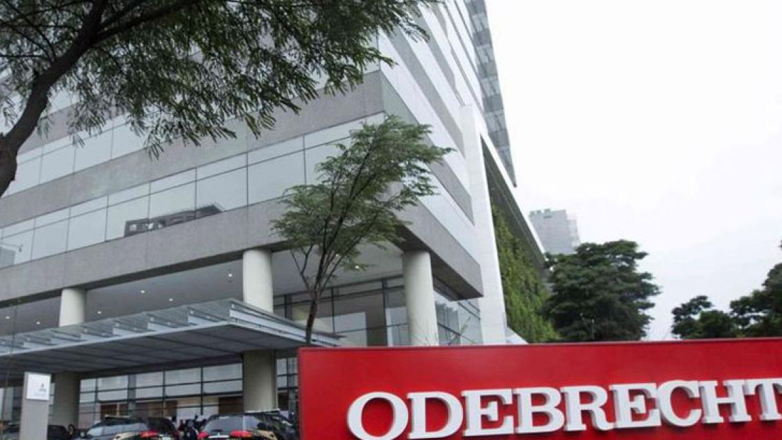 Odebrecht was once a shining example of all-conquering Brazilian industry, taking on huge projects.
