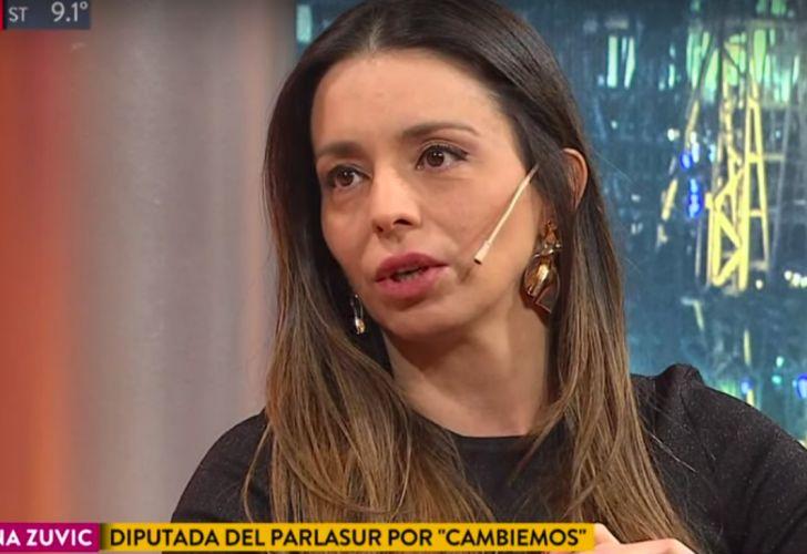 mariana zuvic miguel pichetto 20180710