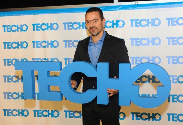 Políticos, periodistas y celebridades participaron del aniversario de Techo