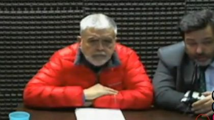 Julio de Vido declara en la Tragedia de Once, desde la cárcel.