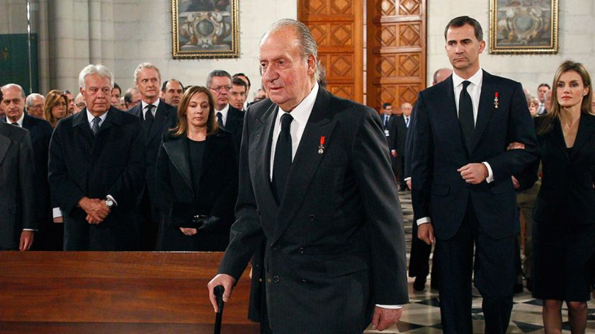 El Rey Juan Carlos envuelto en un nuevo escándalo
