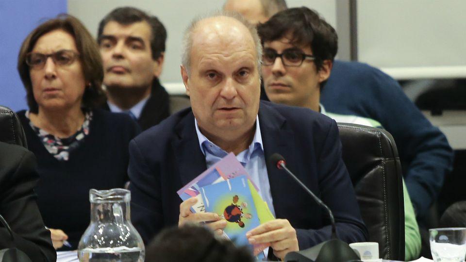 Hernán Lombardi, director del Sistema Federal de Medios y Contenidos Públicos.