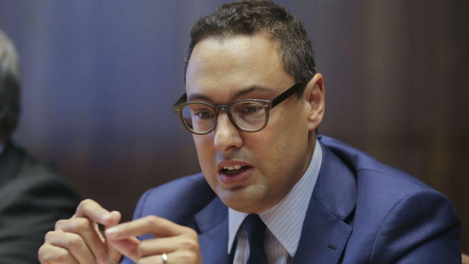 El titular de la AFIP, Leandro Cuccioli.