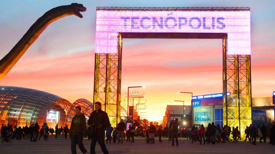 Tecnópolis, siempre con una enorme oferta de actividades relacionadas con la ciencia y la tecnología.