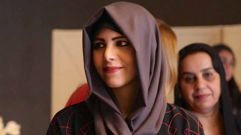 """""""Si están viendo este video  es porque estoy muerta"""": dramático testimonio de una princesa árabe"""