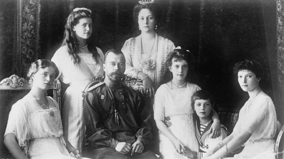 familia imperial rusia 20180716