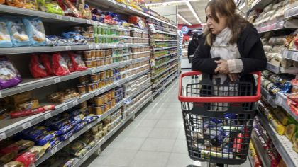 Los descuentos en los supermercados seguirá hasta septiembre.