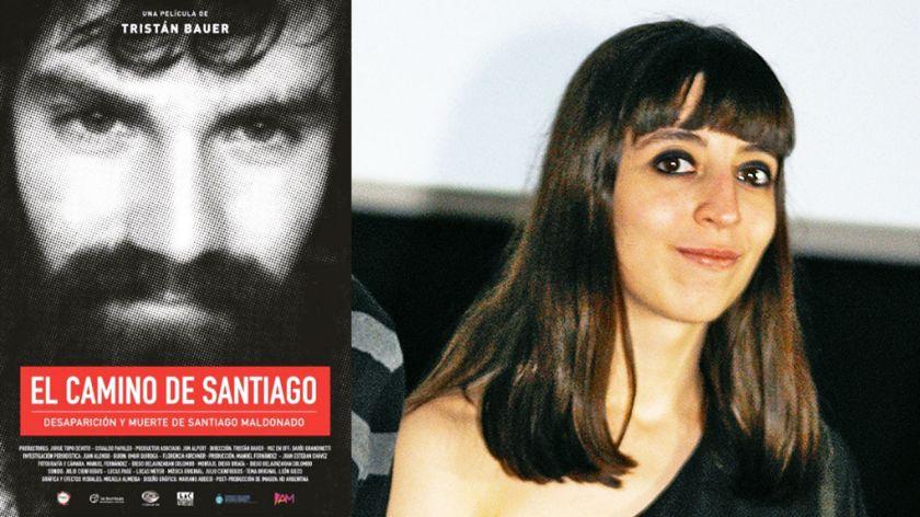 Florencia Kirchner hará una película sobre Santiago Maldonado
