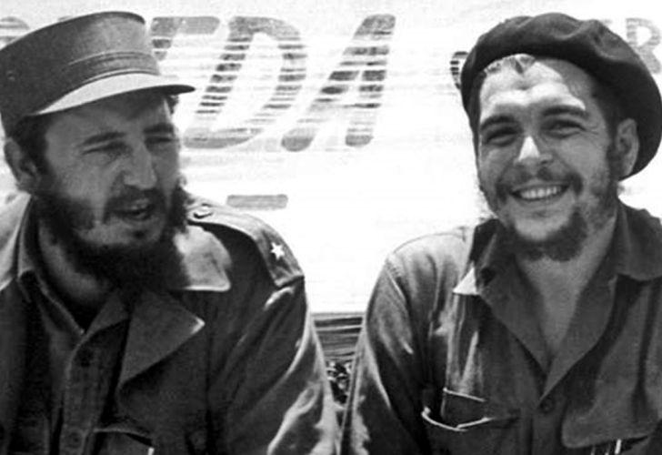 Fidel y el Che 07202018