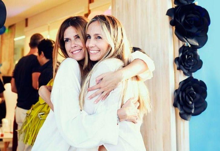 Isabel Macedo y Gisela Dulko07202018