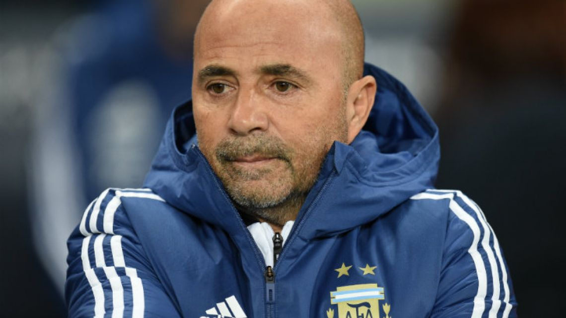 Jorge Sampaoli's time in charge of the national team is over and Argentina are looking for a new coach.