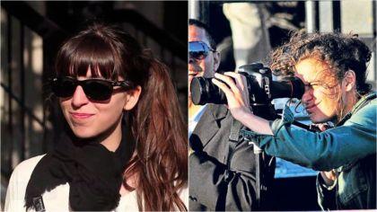 Florencia K y Agustina Macri unidas por el cine.