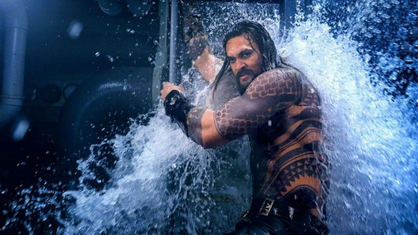 Aquaman es la película más exitosa de DC Comics