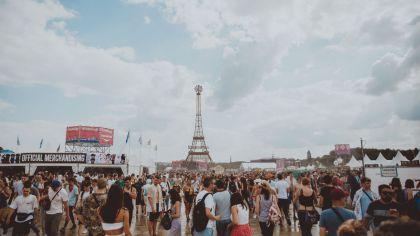 Se realizó la segunda edición de Lollapalooza París.