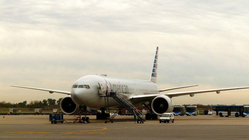 Tremendo susto de Lagarde: se despresurizó su avión