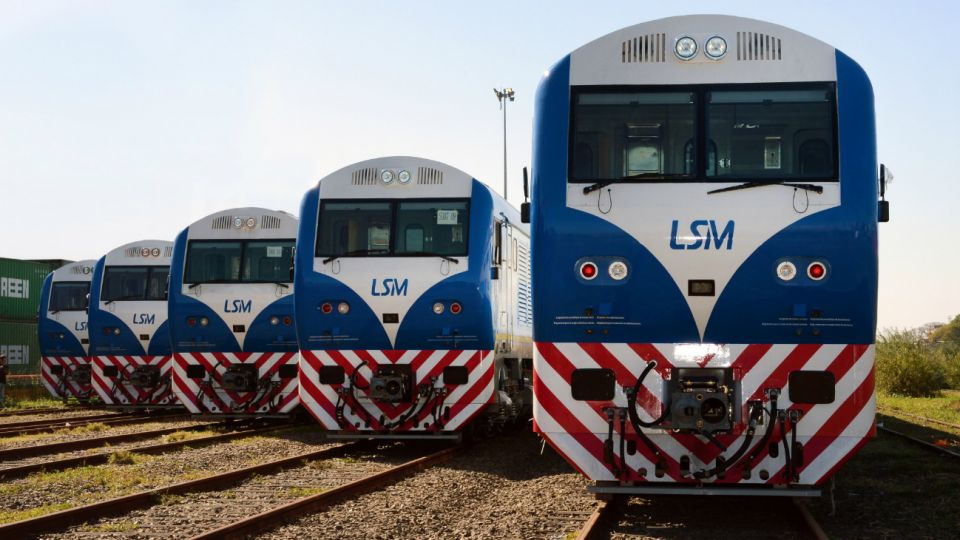 Tren San Martín 20180724