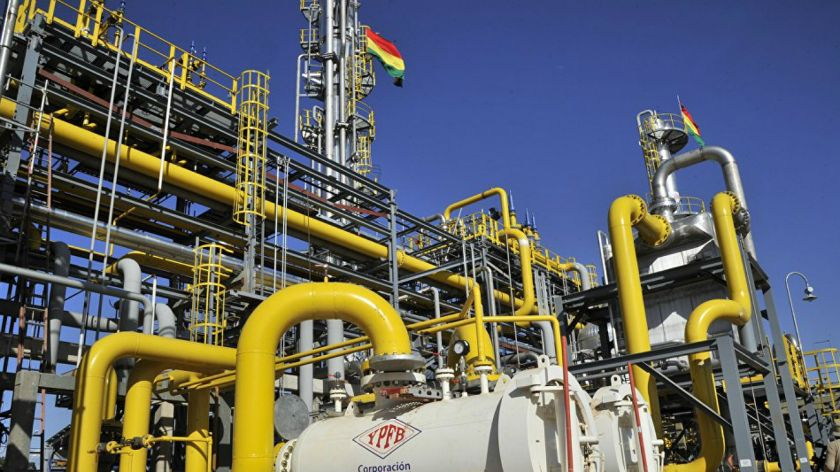Alternativas si cortan el gas desde Bolivia
