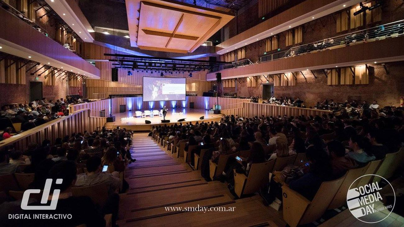 El 31 de julio se realizará el Social Media Day Buenos Aires, el evento sobre redes sociales, comunicación y negocios digitales más importante de Argentina.