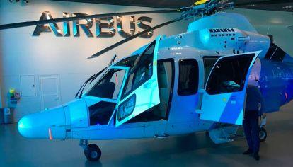 Conocé el nuevo helicóptero presidencial de 10 millones de dólares