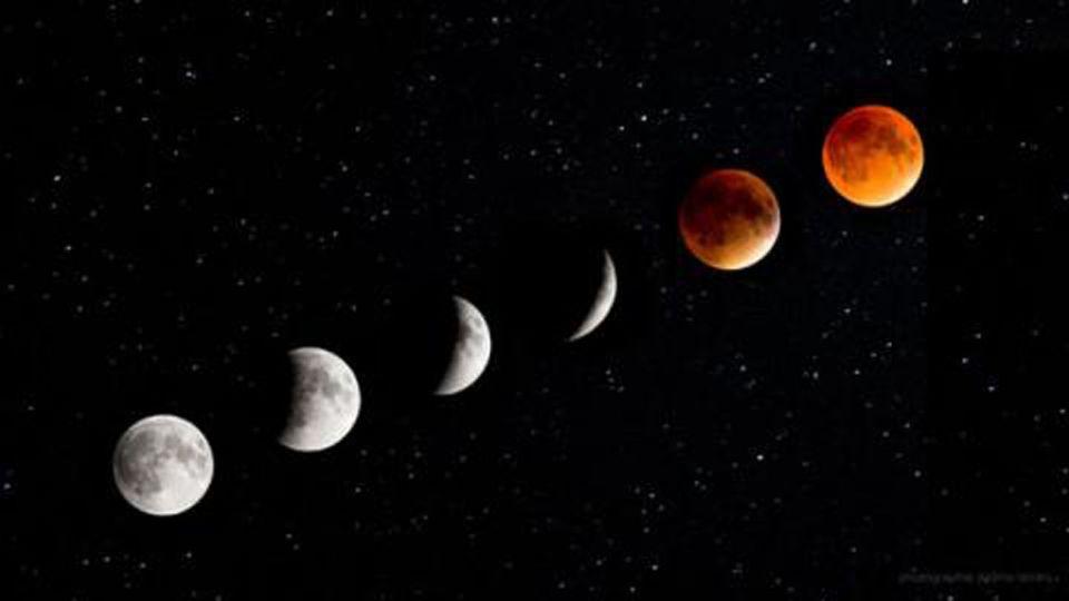 Imagen de archivo   Dónde podrá verse el eclipse lunar del viernes 27 de julio
