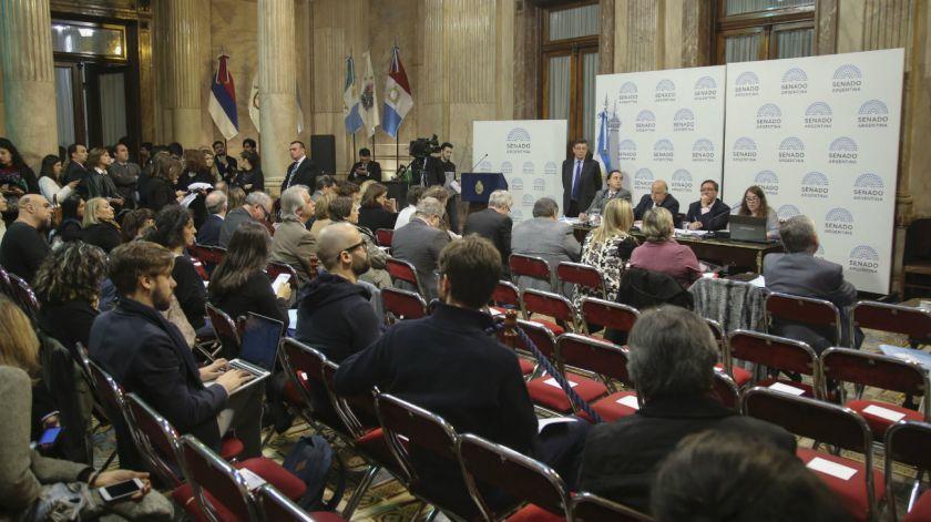 Pereyra anunció que votará a favor del aborto, pero con modificaciones