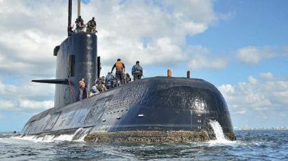 Se reactiva la búsqueda del submarino ARA San Juan