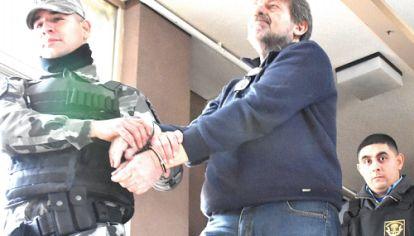 ENCARCELADO. Eduardo Brandolín está acusado de supuesto enriquecimiento ilícito por parte del dirigente gremial lucifuercista Alejandro Roganti.