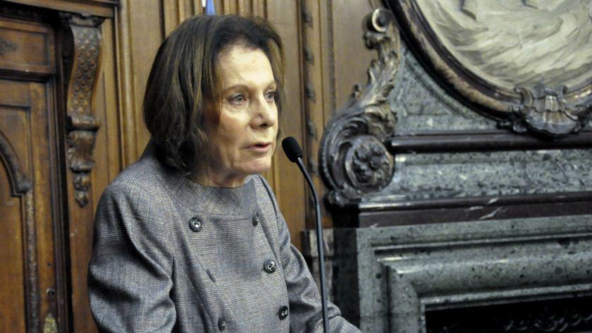 El Senado recibe a Weinberg de Roca para evaluar su pliego