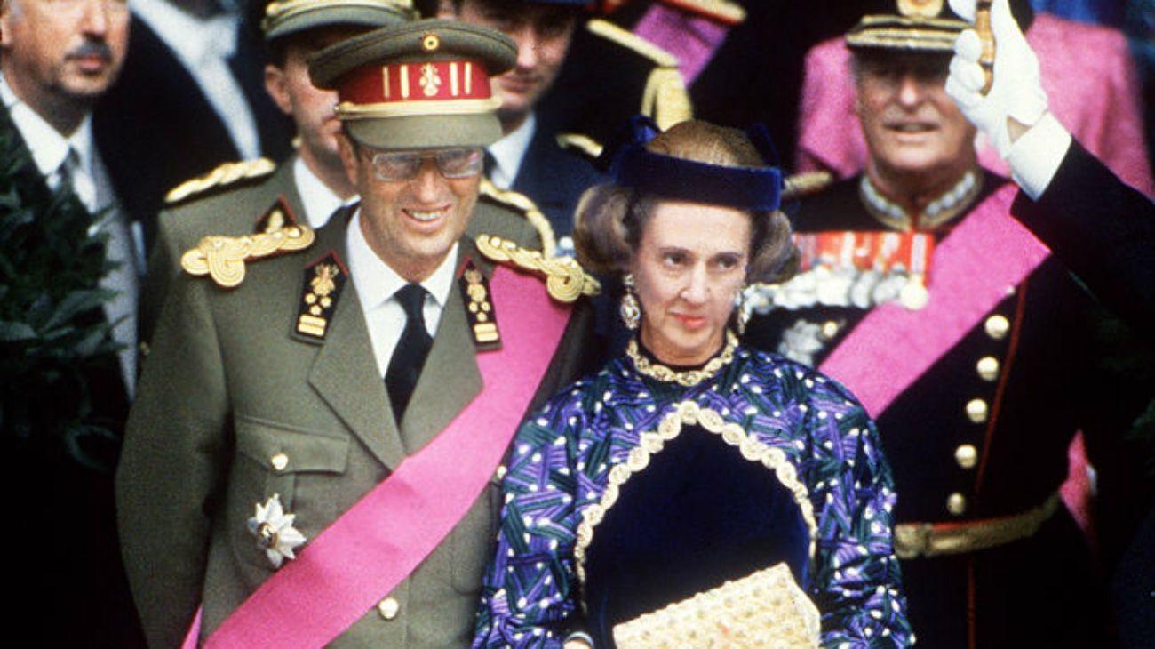 Balduino I reinó en Bélgica entre 1951 y 1993. Casado con Fabiola de Mora y Aragón, no tuvo hijos.
