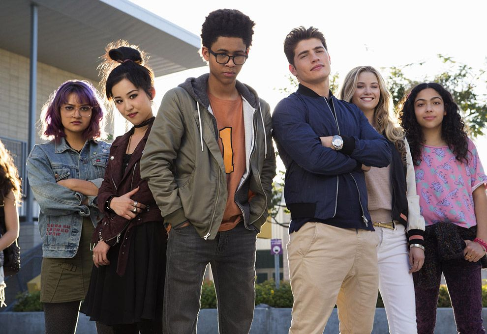 Marvel - Runaways_ Temporada 1