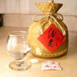 Baijiu la bebida nacional china