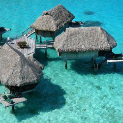 Bora Bora Sofitel Marara Beach _ Private Island cabañas de palafitos sobre el agua