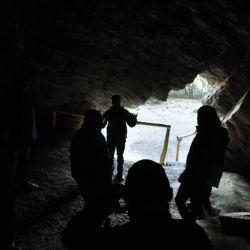 Cuevas del Cerro Leones - Neuquén