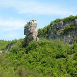 La columna de piedra de Katskhi (G