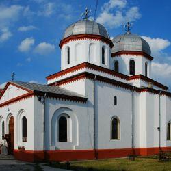 La iglesia del Monasterio de Comana_1