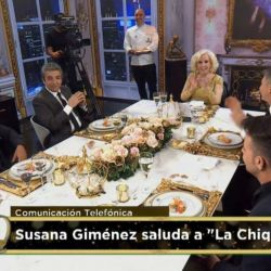 Llamado Susana Gimenez